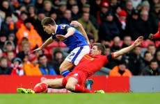 Rodgers: Liverpool below par, but over tough Oldham test