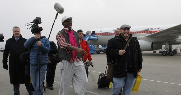 Today FM's Matt Cooper is in North Korea with Dennis Rodman