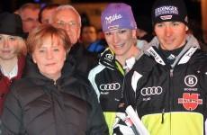 Angela Merkel fractures pelvis in skiing accident