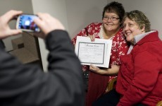 Same-sex marriage in Utah put on hold by US Supreme Court