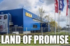 The 11 inevitable stages of shopping in IKEA
