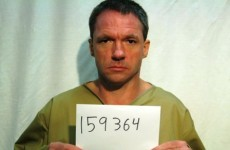 Escaped convict turned himself in because it was 'too cold'