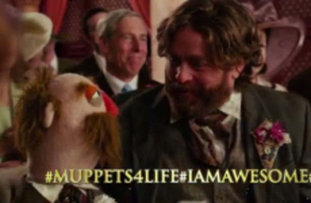 New Muppets trailer brilliantly uses dopey tweets to ...