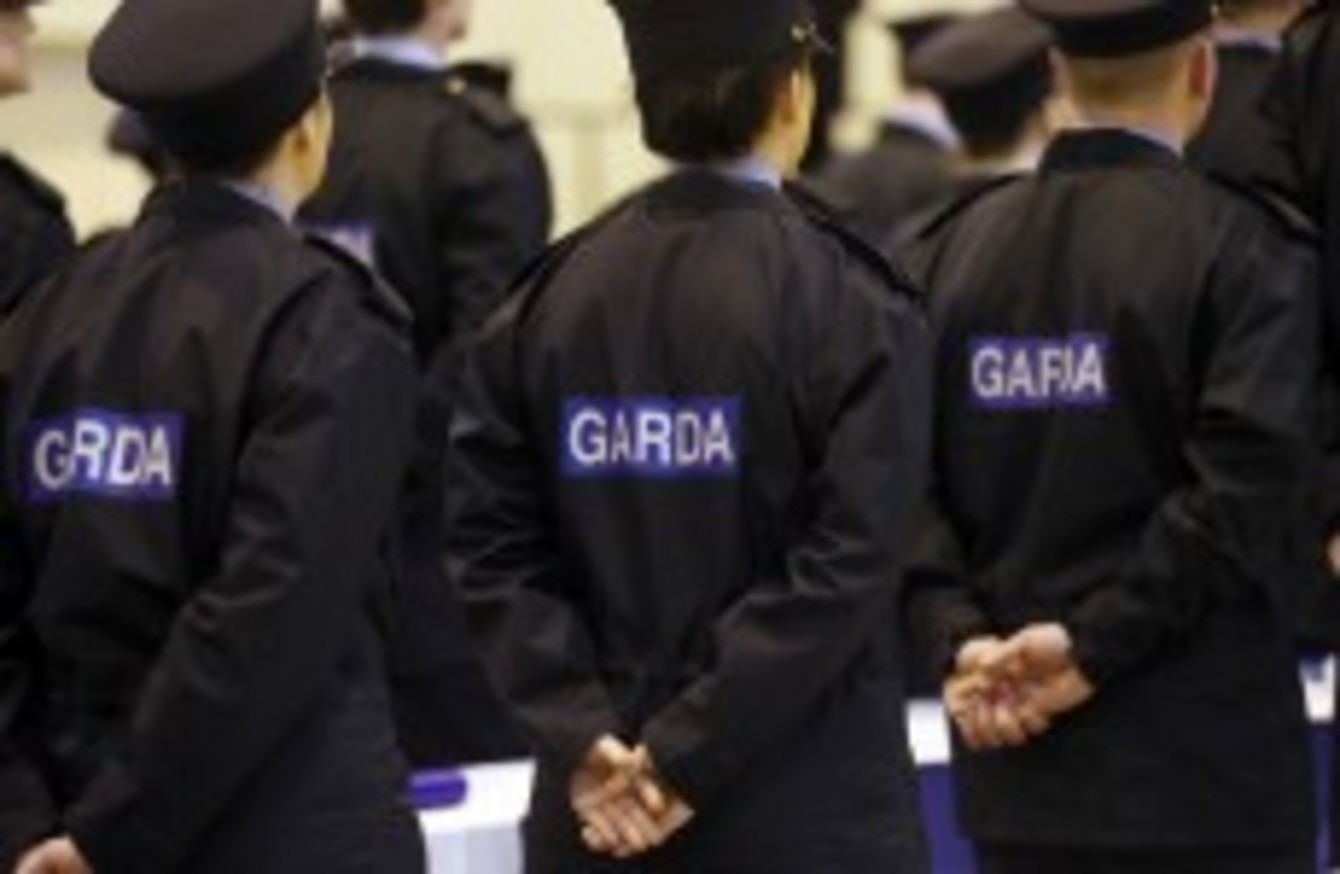 want to be a garda you better get your application in today