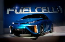 Toyota to launch zero-emissions hydrogen powered car next year