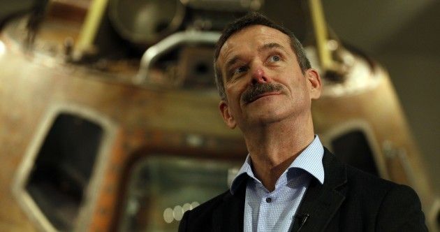 From space hero to tourism ambassador: Chris Hadfield returns to give Ireland's attractions a boost