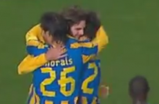 VIDEO: Ireland's Cillian Sheridan grabs winner in Cypriot cup tie
