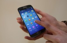 Samsung considers bringing eye-scan security to Galaxy S5