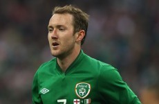 Martinez remaining coy as Everton close in on McGeady