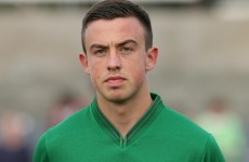 Cork youngster Eoghan O'Connell made his debut for Celtic tonight in Turkey