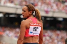 Pregnant Ennis-Hill to miss Commonwealth Games