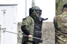 Explosive device made safe outside home in Ballymun
