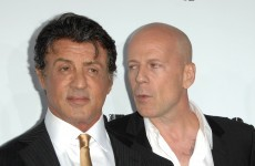 Sylvester Stallone quits Twitter after argument with Bruce Willis