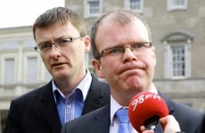 SF 'rebel' Tóibín confident he'll be back in the party fold by February