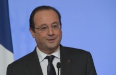 French magazine alleges Francois Hollande affair with actress
