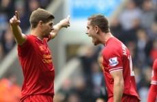 Premier League title would top European Cup win – Steven Gerrard