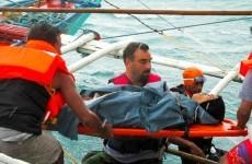 Irish non-profit staff help save Filipino typhoon victims