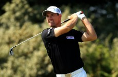 Padraig Harrington back on form but 'distraught with putting'