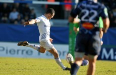 Rob Kearney: 'I've kicked some ugly drop goals and that's certainly up there'