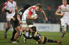 Wilson keen to crack Welford Road and bring knock-out game to Ravenhill