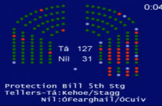 TDs will be allowed to register their abstention on Dáil votes