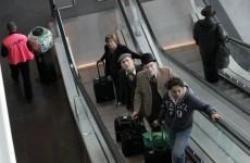 Up, up, up: Passenger traffic at Dublin Airport