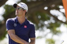 'I've done enough work over the last year to leave golf for a few weeks' -- Adam Scott