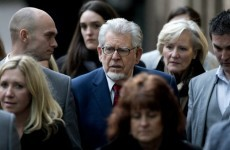 Rolf Harris denies child sex abuse charges in court appearance