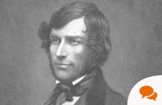 Column: John Mitchel was hailed as a totem for Irish liberty… but he was a white supremacist.