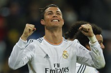 Ronaldo will return to England, says former Madrid president