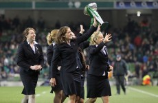Going to Ireland v Italy? Stay for free and support the Grand Slam Women's team