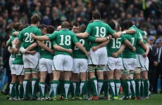 Venues confirmed for Ireland's summer tour of Argentina