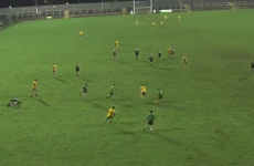 VIDEO: Michael Murphy hit a stunning 25-yard goal in the Dr McKenna Cup last night