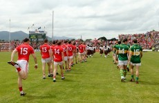 Gaffer Chat – 5 questions for Cork's Brian Cuthbert and Kerry's Eamonn Fitzmaurice