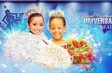 There's a Facebook campaign against the child beauty pageants' return to Ireland