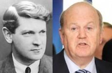 Ruairi Quinn: Michael Noonan has a tougher job than Michael Collins...