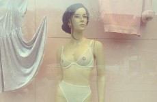 American Apparel launches mannequins with visible pubic hair