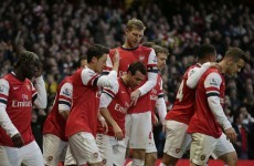 Premier League wrap: Arsenal stay top, technology aids City surge