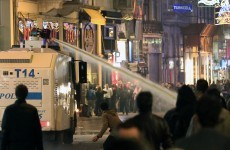 Plastic bullets fired as hundreds protest Turkey internet restrictions