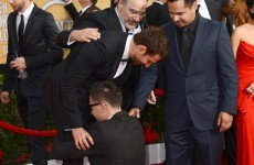 13 most unexpected photos from last night's SAG awards