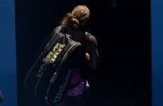 Williams crashes out as Djokovic stretches streak