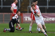 Tyrone and Cavan to meet in Dr McKenna Cup decider