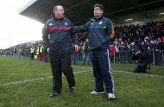 GAA advantage rule use 'over the top' says Cork boss Cuthbert