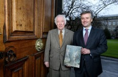 Seamus Heaney Professor of Irish Writing announced at Trinity College