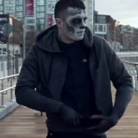 Music video features a stroll around Limerick city, in reverse