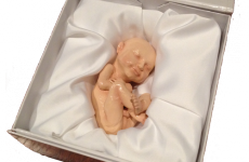 You can now own a bizarre 3D model of your unborn child