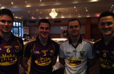 Snapshot – Check out the new Wexford senior hurling and football jersey