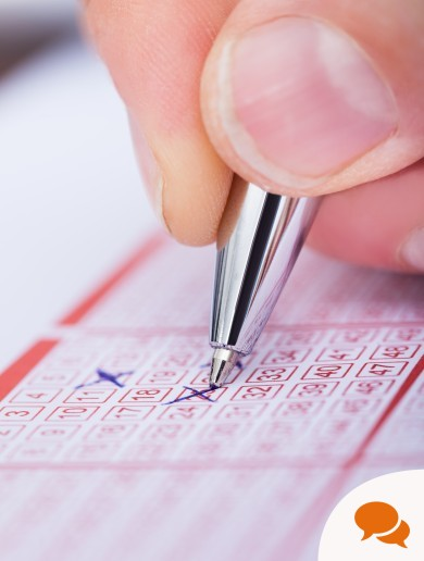 Column: Want to win the lotto? Here's how to do it...