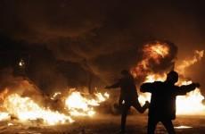 'If it's a bullet to the head, it's a bullet to the head' says Ukrainian opposition leader