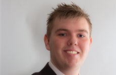 A 20-year-old local election candidate is selling his PS3 to fund his campaign
